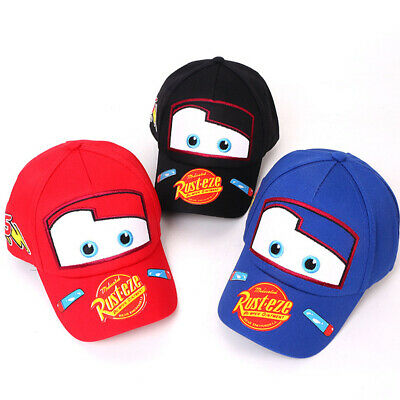 Kids Winter Spiderman Beanie Hat Pompom Warm Knitted Hats for Boys Girls 3-8 Yrs