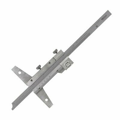 "Mitutoyo 0-6"" hardened stainless steel Imperial Vernier Depth Gauge"