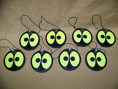 Halloween Flashing Blinking Eyes Battery Operated Lights - Set of 8