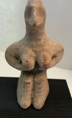 Tel Halaf Terracotta Mother Goddess Figure 5000-4000 BC