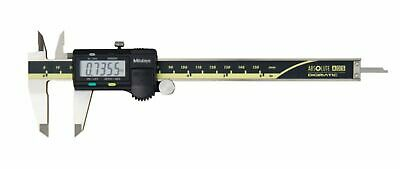 "Mitutoyo 500-171-30 AOS Absolute Digimatic Caliper - 150mm/6"" 0.01mm Resolution"