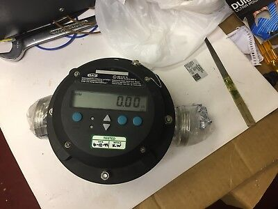 Drum Pump Flux Flowmeter FMC