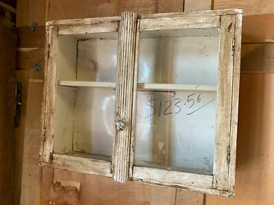 Antique Medicine Cabinet