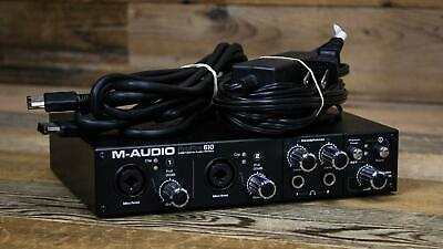 M-Audio ProFire 610 Firewire Audio Interface w/ PSU MAudio U118066