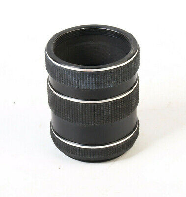 Macro extension tube ring for M42 42mm screw mount set for film digital SPVX