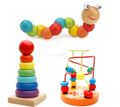 Children Toys For 0 to 3 Year Old Baby Intelligence Toys Educational Wooden Gift
