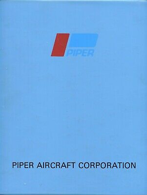 Piper Apache Pa-23-150/Pa-23-160 Service Manual