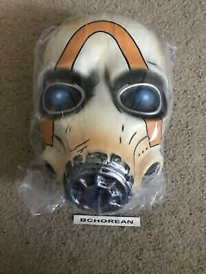 Pax West 2019 Borderlands 3 Official Psycho Mask Gearbox Cosplay Halloween New