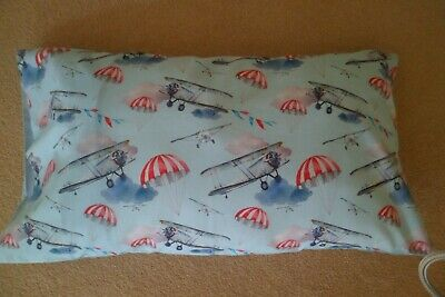 "Child's/Kiddies P/Case  Only to fit  Cleva Mama Pillow 22.5"" by 12.5"" Approx."