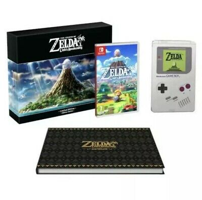 The Legend of Zelda: Link's Awakening Limited Edition Nintendo Switch - New^