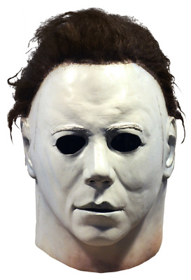 Halloween 1978 Michael Myers The Shape Trick or Treat Studios Latex Deluxe Mask