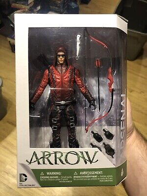 Green Arrow cw TV Series Arsenal ROY HARPER Action Figure DC Comics DIRECT
