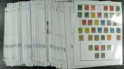 Weeda Canada 104//2494, BOB Used collection, many complete sets & more CV $2500+