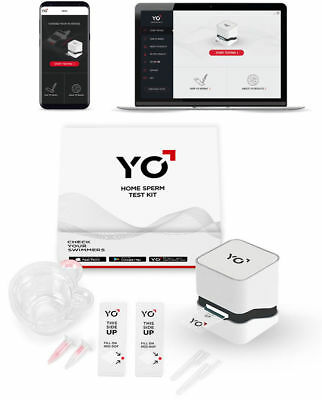 YO Home Sperm Test for WINDOWS PC, ANDROID Devices & MAC | Motile Sperm Analysis