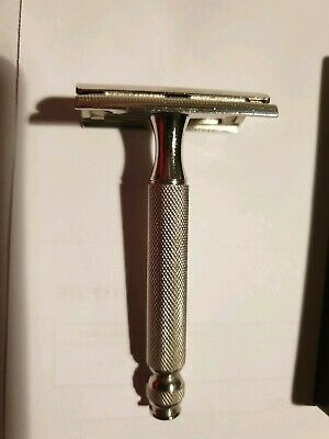 Gillette Tech Vintage Con Scatola With Box Rasoio di sicurezza Safety razor DE