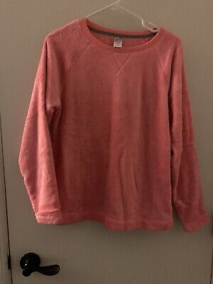 SO Intimates Juniors Size Large Fuzzy Sweater