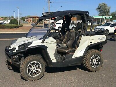 2014 Can-Am Commander 1000XT Limited