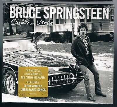 Bruce Springsteen Chapter And & Verse Cd Nuovo Sigillato!!!