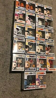 Funko Pop! Clearance Lot Of 2! Heroes Animation Marvel Disney Read Description