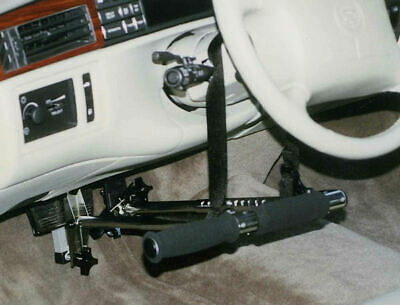 Driving Aids Portable car Hand Controls, Automatic Cars. Disability/Handicapped