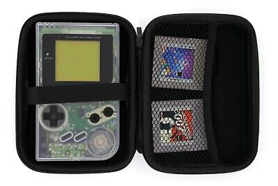 Protective Travel Carry Case for Original Game Boy, Color, Advance, Pocket, SP