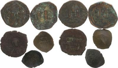 Lot 6 from 5 Coins AE Antique/Byzanz S-Ss