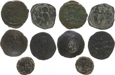 Lot 9 from 5 Coins AE Antique/Byzanz S-Ss