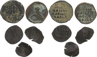 Lot 8 from 5 Coins AE Antique/Byzanz S-Ss