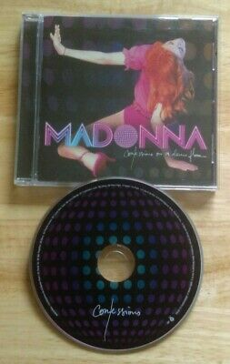 Madonna - Confessions on a Dance Floor (CD, 2005) 12 Tracks