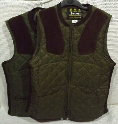 Barbour keepers quilted vest