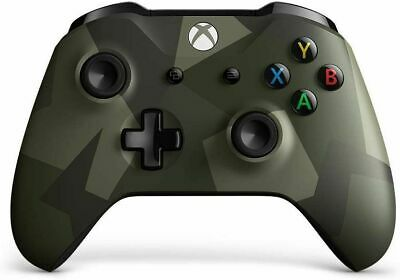 Xbox One Wireless Armed Forces Special Edition Controller (Xbox One) Brand New