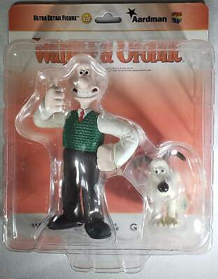 Medicom UDF-420 Ultra Detail Figure Wallace and Gromit