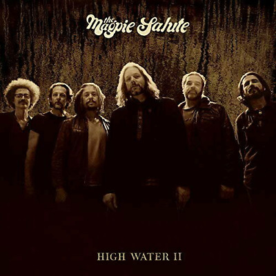 THE MAGPIE SALUTE - HIGH WATER II CD Released 18/10/2019