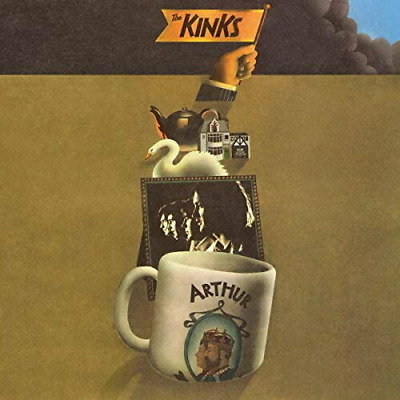 The Kinks Arthur or the Decline & Fall of British Empire CD Released 25/10/2019