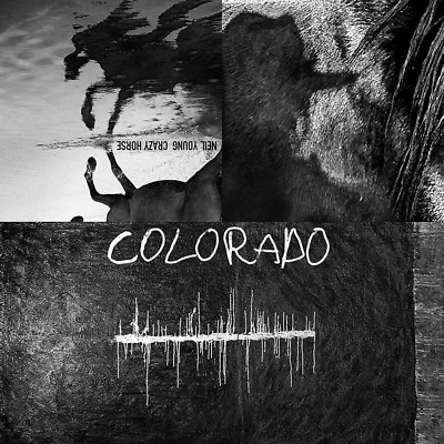Neil Young & Crazy Horse - Colorado New CD - Released 25/10/2019