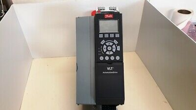 131B0457 | Danfoss FC 302 5.5kW Variable Speed Drive, 13 Amp, 380...480 VAC