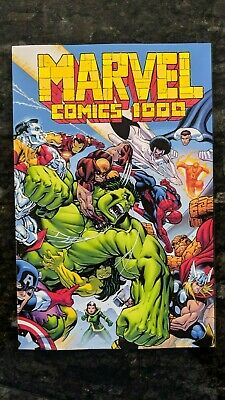 Marvel Comics MARVEL #1000 first printing McGuinness variant NM