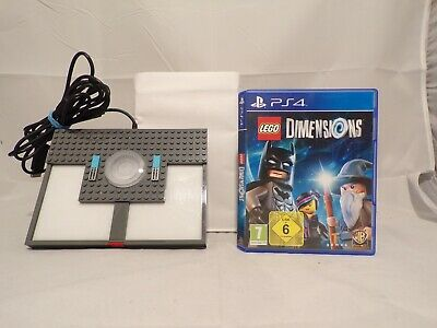 Lego Dimensions Starter Pack PS4 - Extra Sets - FREE UK DELIVERY