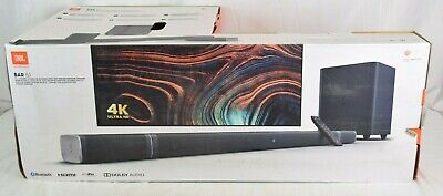 JBL 5.1-Channel 4K Soundbar w/ True Wireless Surround Speakers & Wireless Sub