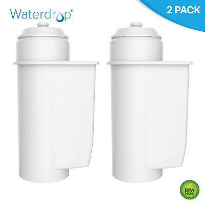 2 Compatible Water filter Replacement for Brita Intenza+ Bosch Gaggia & Phillips