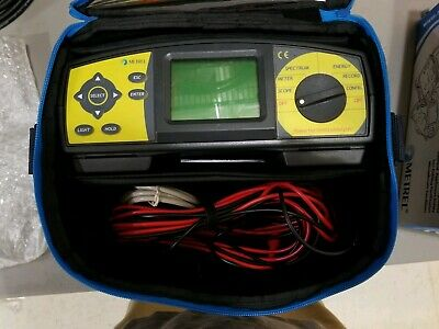 Metrel MI2092 Power Harmonic Analyzer