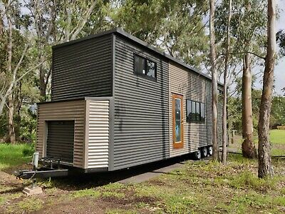Tiny House Shell 10.5m Ready For Fit Out. THOW, Granny Flat, Transportable Home.