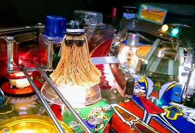 LIMITED EDITION - Addams Family Pinball Mod - Cousin IT