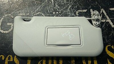 Ford Focus DRIVER RIGHT SUNVISOR Zetec 2012