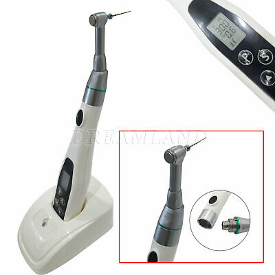 Wireless Cordless Endo Motor Root Canal Finder 16:1 Reciprocation Handpiece BZ-4