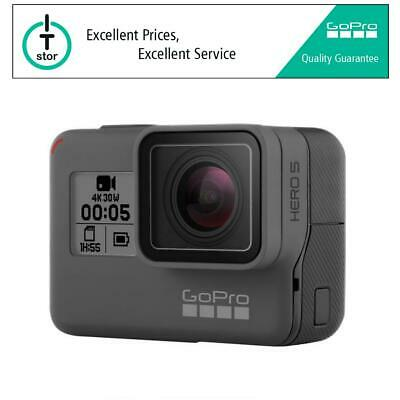 GoPro HERO5 Black - 4K Waterproof Action Camera Camcorder - BRAND NEW