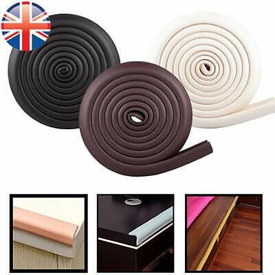 *UK Seller* 2M Edge Guard Baby Safety Protector Cushion Soft Foam Table L Shape