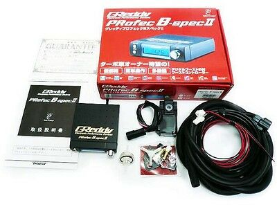 Greddy Profec B Spec II Electronic Boost Controller Black NEW turbo limitter