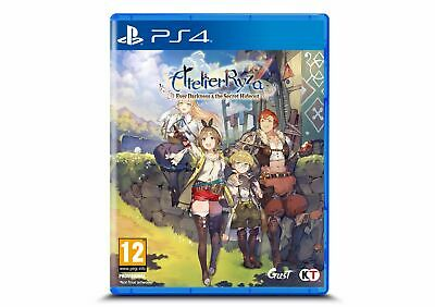 Atelier Ryza Ever Darkness and the Secret Hideout (PS4) New & Sealed UK PAL