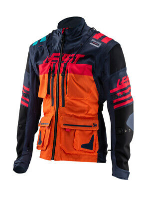 Leatt Jacke 5.5 Enduro ink-orange XL